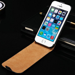 Luxury Magnetic Flip PU Vertical Wallet Leather Case For iPhone 6
