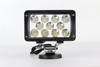 CE RoHS IP67 vehicle led lamp DC 10-30V 100Lm/w off road 9w 12w 18w 24w 36w 40w 45w 51w 64w 90w 96w led working lighting