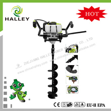 Newest tree planting digging machines hand shovel loading auger drilling