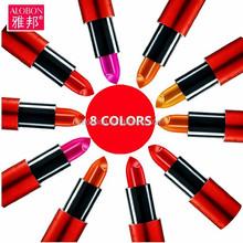 Alobon Mineral high quality matte lipstick brands multicolor lipstick