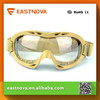 Hot selling fashion assured quality anti-fog snowboard goggles