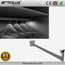 China Factory Aluminium Battery Adapter Powered LED Under Shelf/Wardrobe Light Kit - 1 Metre