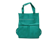 Direct manufacturer reusable non woven fabrics bag making