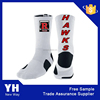2015 wholesale high quality white color wholesale soccer socks