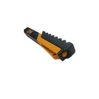 Mini Pocket LED work light with clip examine camping flash light