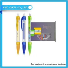 logo printed wholesale promotional banner pen