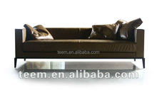D-38-2 high back sectional sofa leather trend sofa sectional living home furniture sofa