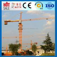 China Brand New Dongyue Tower Crane, Travelling Tower Crane