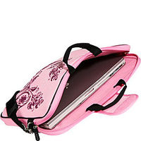 new fashion light pink laptop sleeve bag for laptop ultrabook