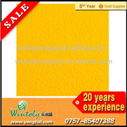 Yellow Heat resistant powder coatings paint