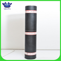 high quality modified asphalt waterproof coiled materials