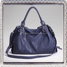 Pure Color Leather Pu Bag women bag