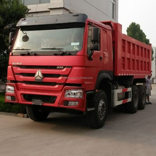 sinotruck howo tipper truck for sale