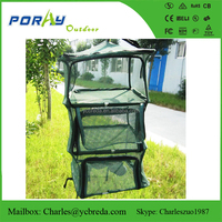 hanging low price square dry net for home dry rack for garden