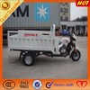 Best-selling Tricycle 150cc passenger white three wheel motorcycle made in china with 1000kgs loading Capacity