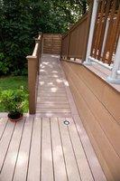 Durable Water Proof Outdoor Wood Plastic Composite Deck/WPC Floor Passed CE 3