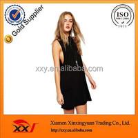 Tall sleeveless armhole fashion women's tops,customized the tall sleeveless tops wholesale women's clothing