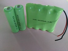 1.2V AA 2700mAh Rechargeable battery Ni-MH battery /battery pack