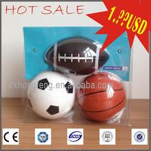 Hot sale soccer ball basketball football set for kids
