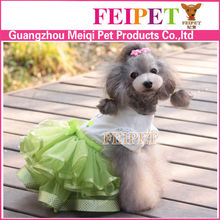 2015 NEW arrival cheap dog dress pet apparel for wedding