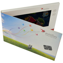Directly supply Cheap 20% LCD Video Brochure video mailer video business cards
