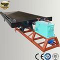 Equipamento de separação de mineração agitando e Titanium minério preço
