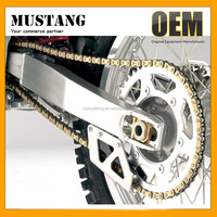 Motorcycle chain kits, 420 motorbike chain for Honda, SUZUKI, YAMAHA with high quality and performance