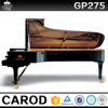hot sales Carod GP275 black big grand piano