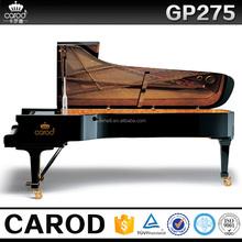 hot sales Carod GP275 black big grand piano