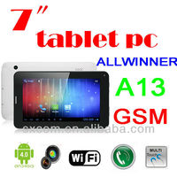 2014 April Newest cheapest android smart Mobile Phone Calling dual sim card Tablet PC