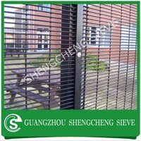 Top quality prison fence anti cut 358 security fence