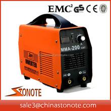 mma-200 arc miller welding machine