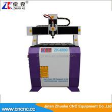 Famous brand copper cnc engraving machine 600*900mm