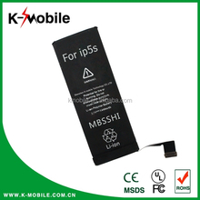 Battery Replacement For iPhone 5S Internal Battery with Free Tools For iPhone 4 5 6