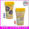 high quality disposable double walled thermal plastic cup