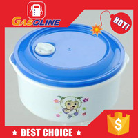 OEM new style large plastic container with lids