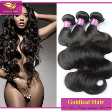 2015New arrival Wet and weave indian remy hair weave body wave weaves hairstyles
