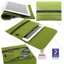 new style wholesale wool Felt laptop bag series for ipad