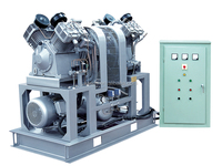 Light and compact structure air compressor