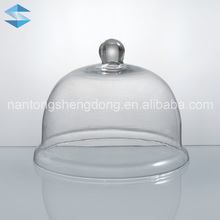 clear bell jars glass lemon domes wholesale container