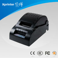 58mm android thermal printer XP-58III/USB/Serial/LAN interface