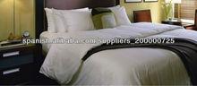 sistema del lecho, Hotel de ropa de cama
