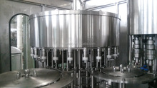 Complete Full Automatic Advanced 5 gallon distilled water filling production line