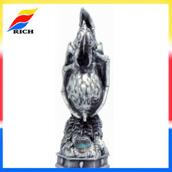 collectible pewter craft chess piece