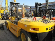 Japan original fork lift truck 15 ton for sale, 15 ton forklift