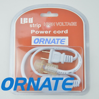led light tape 5630 220V warm white waterproof 5M 300leds strip for carbinet lights