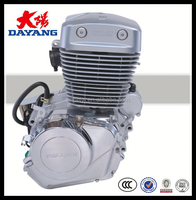 Single Cylinder 4 Stroke Air-Cooled Loncin 250cc Motorcycle Engine Assembly