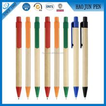 User-Friendly Recycle Paper Pen Eco Pen