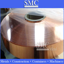 Copper Foil Cable C11000 C10200 Grade with High conductivity