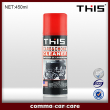 450ml carburetor cleaner spray,aerosol carb cleaner